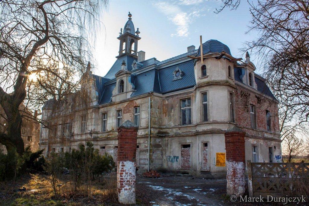 Pałac Kębłowice