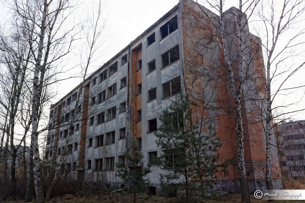 """Strachów - Opuszczony radziecki poligon """"Pstrąże"""""""